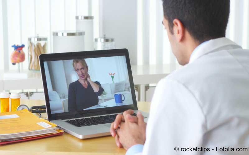 Telemedizin: Der virtuelle Hausbesuch