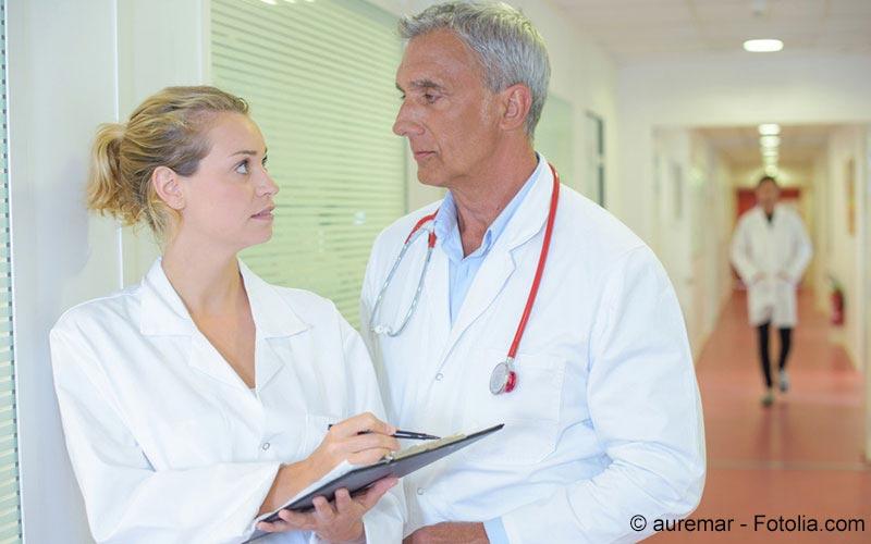 Ärzte im Gespräch