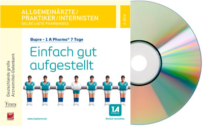 Gelbe Liste CD-ROM