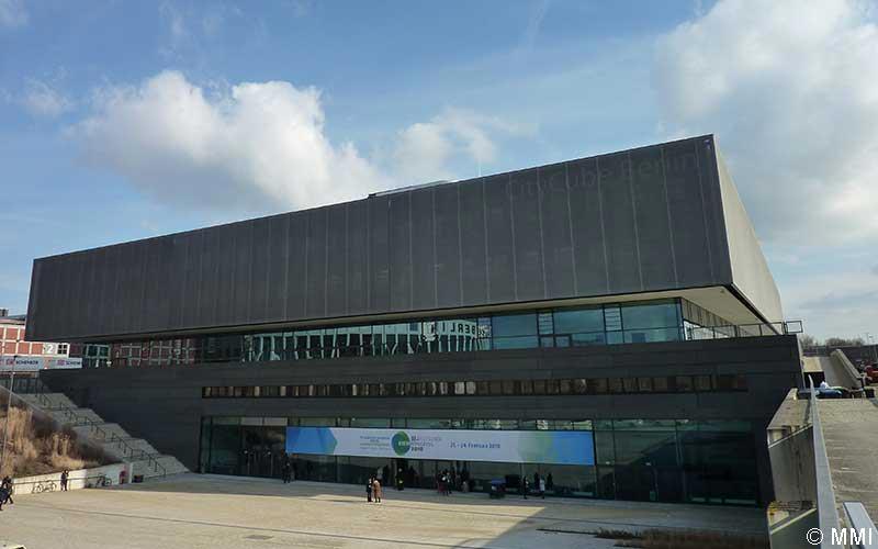 Kongressgebäude DKK 2018
