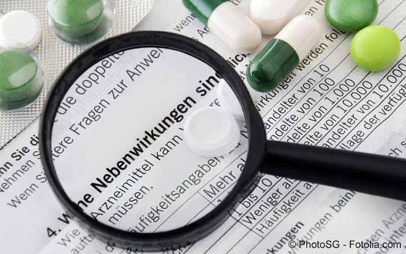 Änderung Arzneimittel